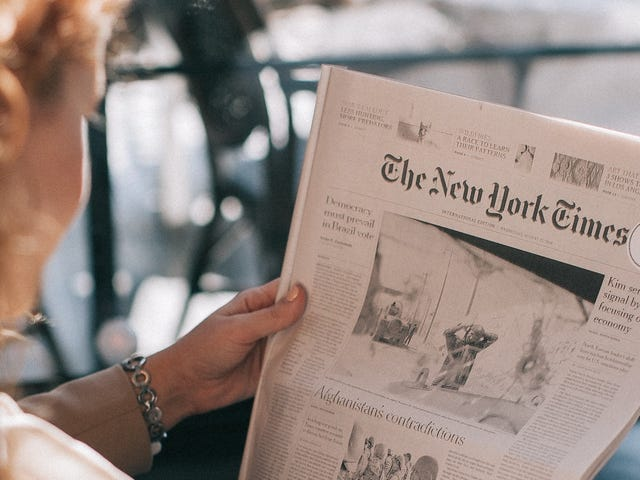 You Can Read the New York Times for Free in California