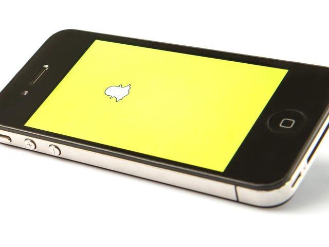Suggerimenti sul codice Snapchat trapelati per le nuove funzionalità di chat vocale e video