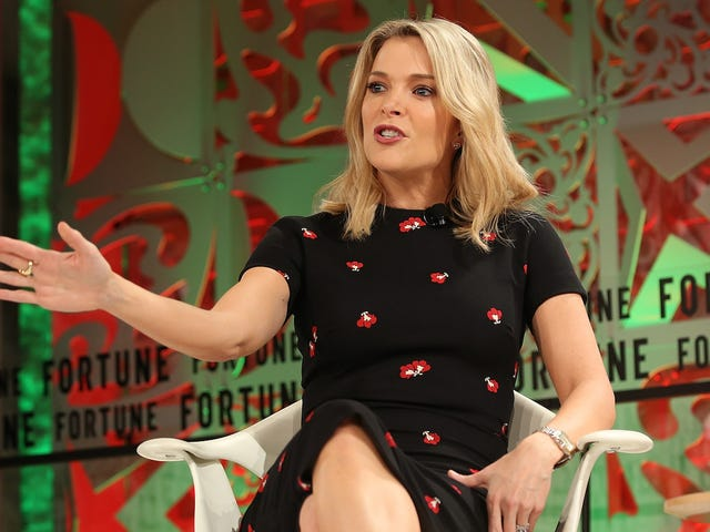Megyn Kelly Today Will (Officially) Not See Tomorrow