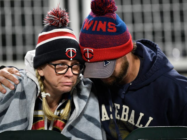 ¿Cómo es posible la racha perdedora de playoffs de los Mellizos?
