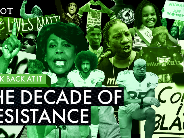 Look Back At It: The Top 10 Protest Movements of the Decade