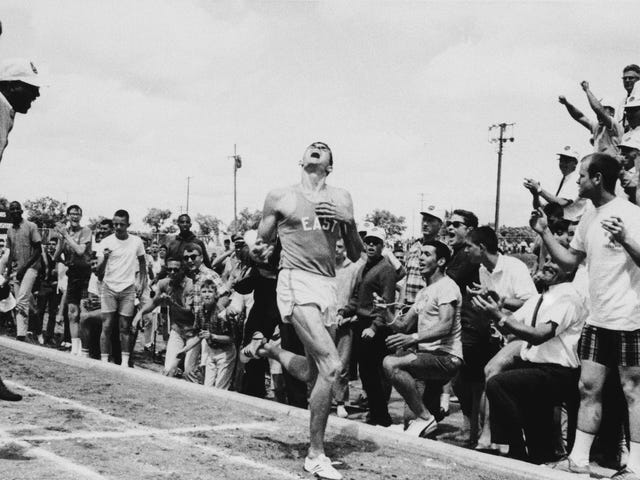 52 Years Ago Today, Jim Ryun Ran The Fastest Mile In An All-High School Race