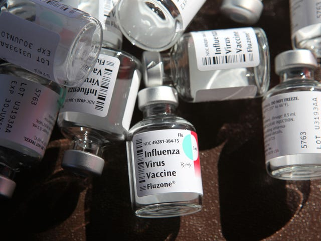 Quand obtenir votre vaccin contre la grippe