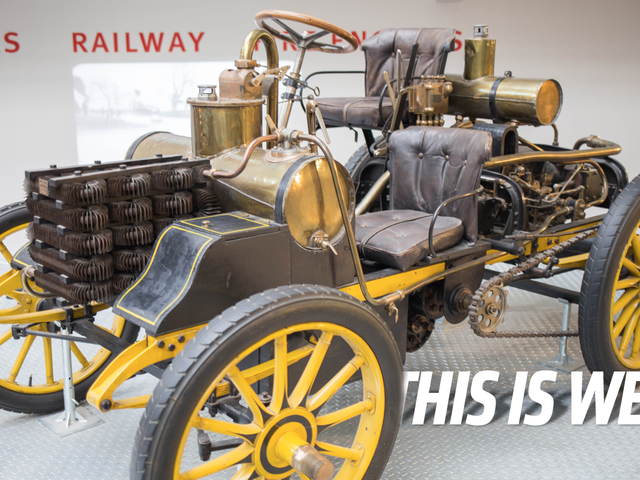 Someone Help Me Figure Out What The Hell Is Going On With This 118-Year-Old Czech Racecar