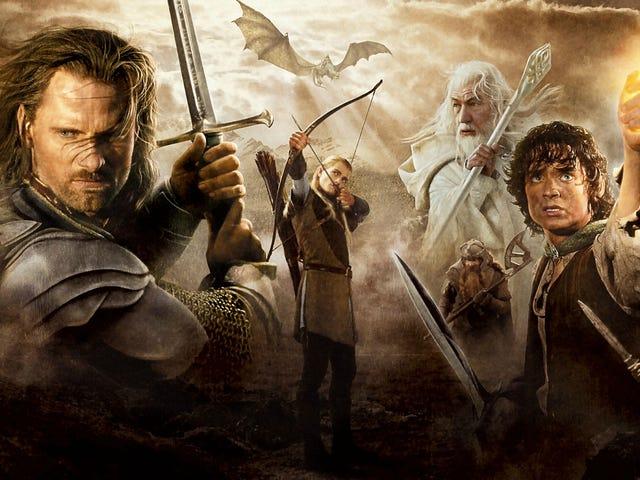 L&#39;un des mods les plus populaires de 2015 provient d&#39;un jeu 2006 du <i>Lord of the Rings</i>