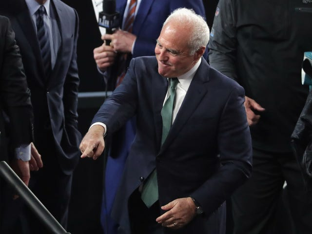 "Annoyingly Coy Report: Eagles Owner Jeffrey Lurie Called Donald Trump's Presidency ""Disastrous"""