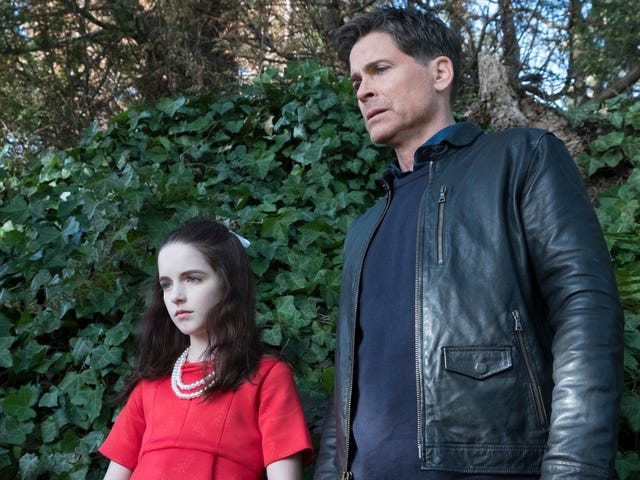 The Bad Seed fails to thrive in Rob Lowe's ill-conceived Lifetime remake