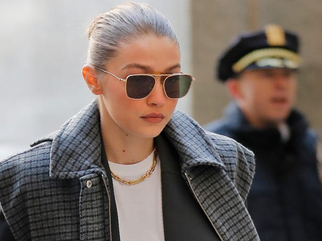 Gigi Hadid Will Definitely Not Be An Impartial Juror at Weinstein Trial
