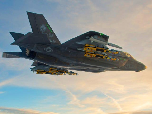 ¿Estáelsistema de disparo del F-35 anticuadodiezaños?