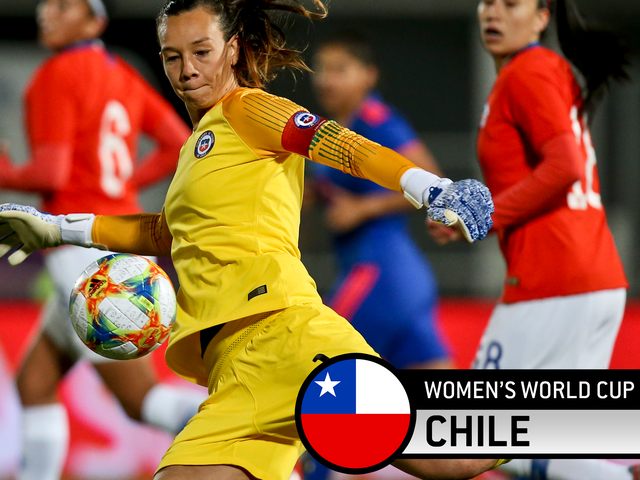 It's Great That Chile Are Here, But They Will Probably Get Torn To Shreds