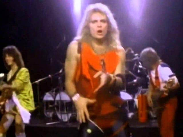 トラック:ジャンプ| アーティスト:Van Halen |形式: アルバム:1984