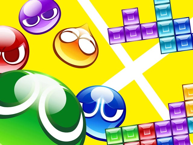 Man, Puyo Puyo Tetris Is Wrecking Me