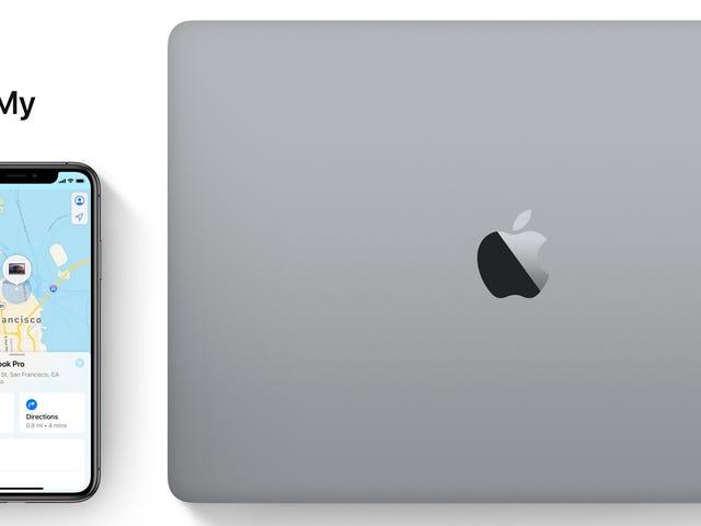 La nueva app Buscar de Apple er lokaliseret til iPhone eller Mac, der ikke er beregnet til internet