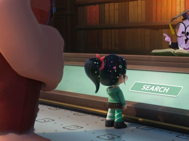 Watch How Ralph Breaks the Internet Brings the Internet to Life