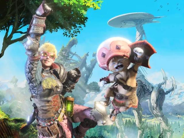 Monster Hunter: Ο κόσμος θα είναι στο Xbox Game Pass ξεκινώντας από τις 18 Απριλίου