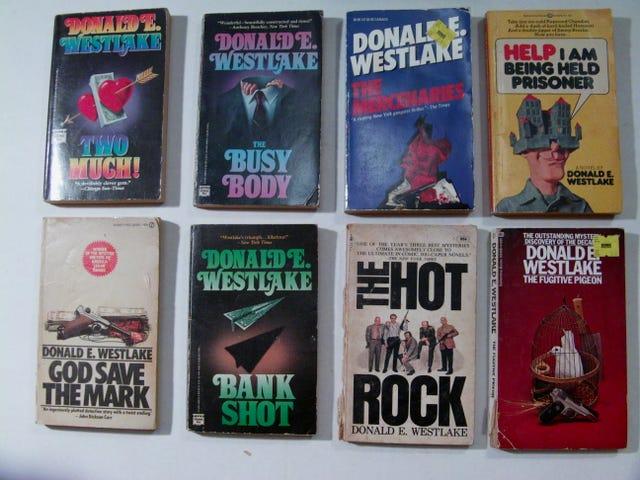 คอลเล็กชันของ Donald E. Westlake