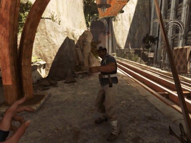 <i>Dishonored 2</i> Master làm cho cuộc chạy đua hỗn độn Worth Count cơ thể cao