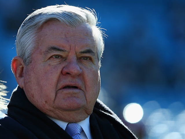 NFL Fines Jerry Richardson $2.75 Million