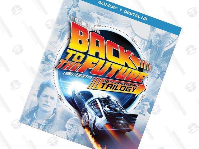 Wróć do Back to the Future z tym zestawem 20 dolarów