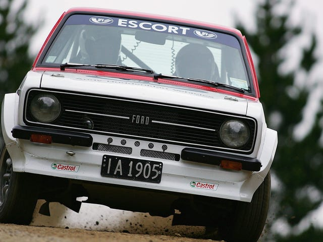Your Rally-Spec Reproduction Mk II Ford Escort Dreams Are About to Come True