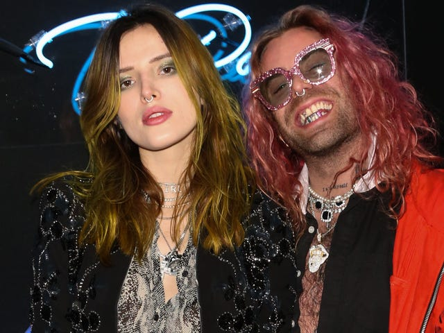 R.I.P. Young Love: Bella Thorne and Mod Sun Have Broken Up
