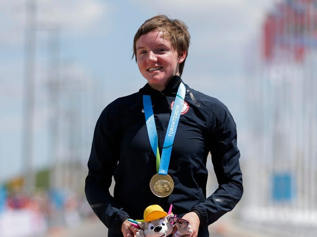 Olympic Cyclist Kelly Catlin Is Dead at 23