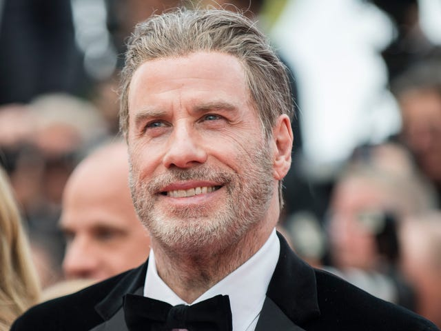 John Travolta Doesn't Think Much About the #MeToo Movement