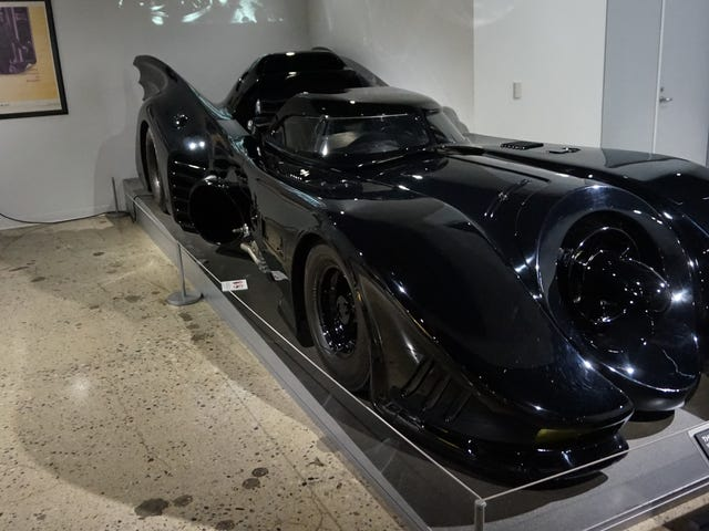 Buckle Up for the Petersen Auto Museum photo dump