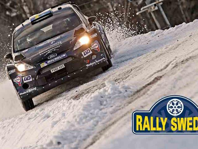 Wintertime DiRT Rally! (New Season)