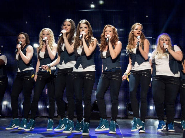 Emme edes ole nähneet <i>Pitch Perfect 2</i> , mutta <i>Pitch Perfect 3</i> on mennyt