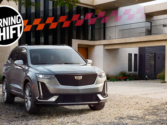 GM Executives Don't Even Seem to Agree on Cadillac