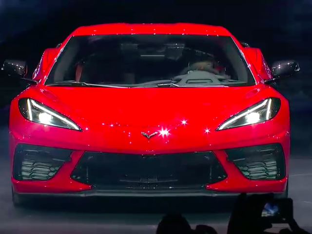 2020 Chevrolet C8 Mid-Engine Corvette: Everything We Know Officially