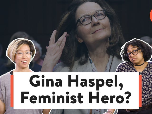 Is Gina Haspel America's New Feminist Kween?