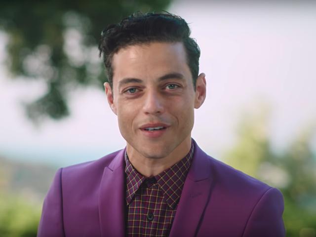 Rami Malek, Who Kinda Speaks Like a Serial Killer, Gets a Podcast