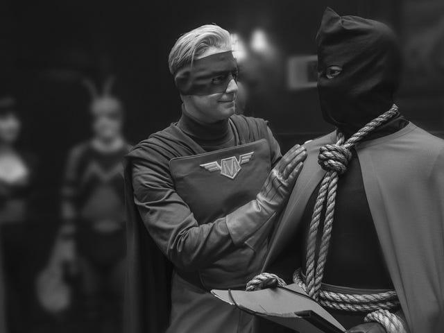 El Capitán Metrópolis de Watchmen intentó hacer las cosas bien al final