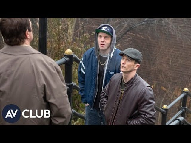ジョナサン・タッカーとマーク・オブライエンが、シティ・オン・ア・ヒルで兄弟を演じることの喜びについて