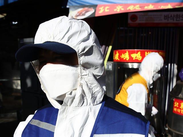 Así es como sabremos si el coronavirus de Wuhan se ha convertido en una pandemia