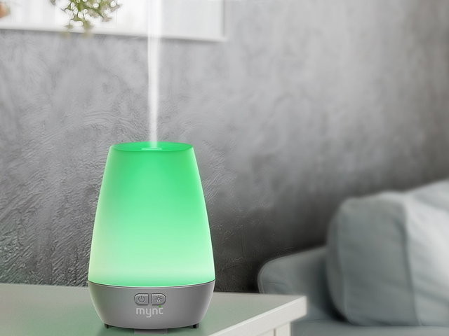 De-Stink Your Home with a $13 Aromatherapy Diffuser