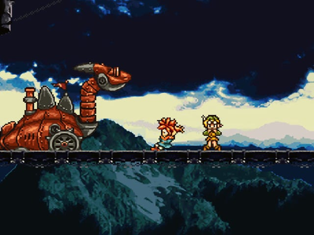 Modders Are Trying To Salvage Chrono Trigger On PC