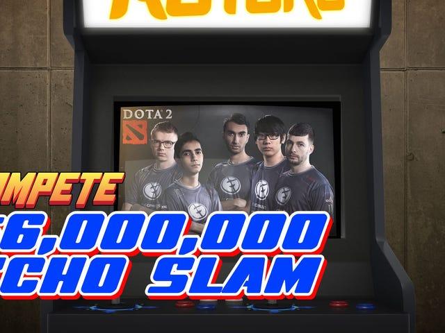 Dota 2 स्पेल के पीछे की कहानी $ 6 मिलियन की जीत हुई