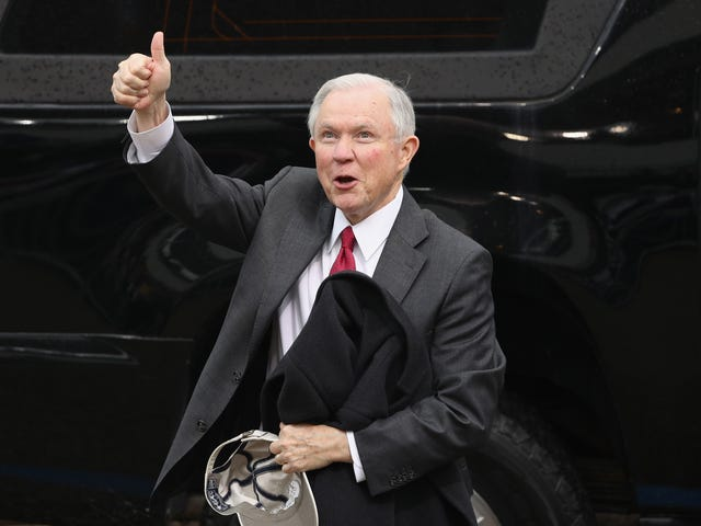 Trump Urged Lawyer to Persuade Jeff Sessions Not to Recuse Himself in Russia Probe: Report