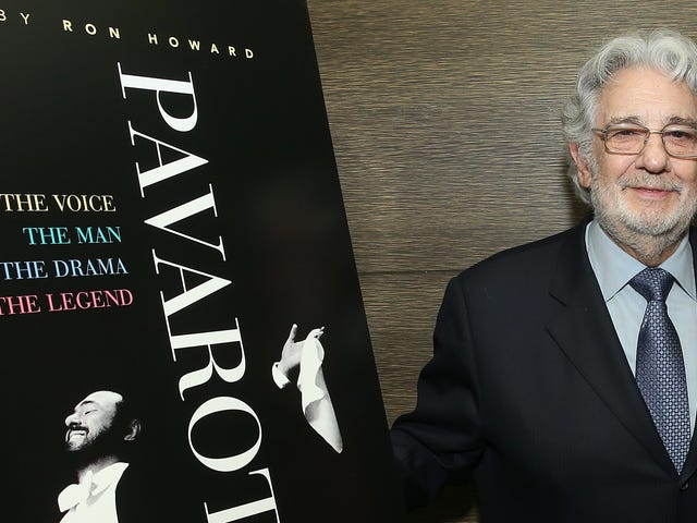 Accused Sexual Harasser Placido Domingo Withdraws From Met Opera