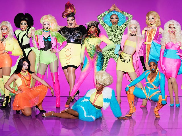 10s, 10s, 10s Across the Board: The Queens of RuPaul's Drag Race Season 10 Are Ru-Vealed