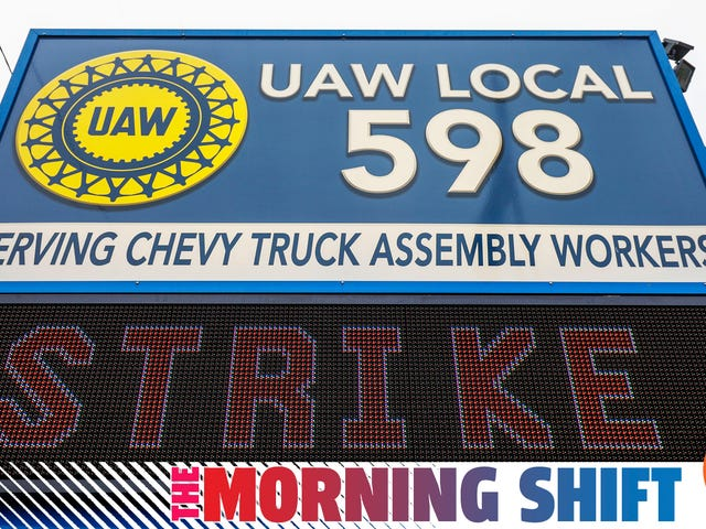 GM refuse de couper les soins de santé pour ses travailleurs en grève
