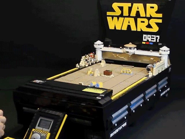 This Playable Pod Racing Game Is The Phantom Menace Lego Set We Deserved Years Ago