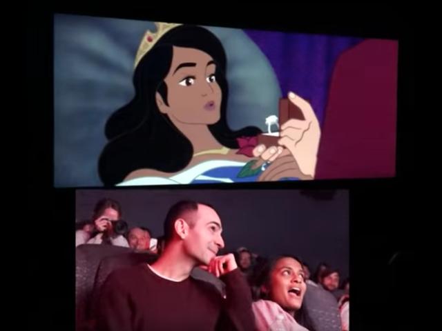 Proposal Sleeping Beauty itu 6 bulan dalam pembuatan