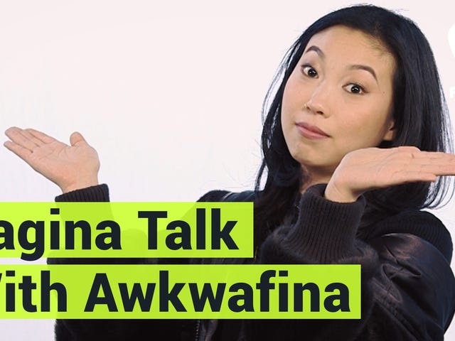 Awkwafina talks feminism, Hollywood, and her complex feelings about whitewashing