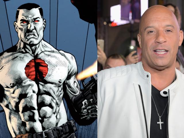 Sony está considerando Vin Diesel para su adaptación de acción en vivo de <i>Bloodshot</i> de Valiant