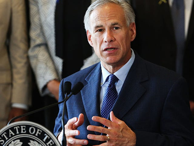 Texas Governor Greg Abbott Has Signed Bill Banning 'Sanctuary Cities'