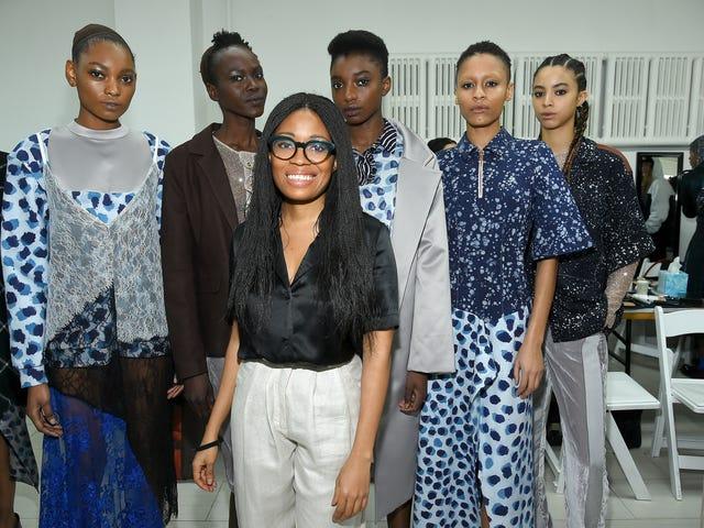 BNYFW: Nigerian Label Maki Oh Made This Fashion Week #BlackGirlMagical